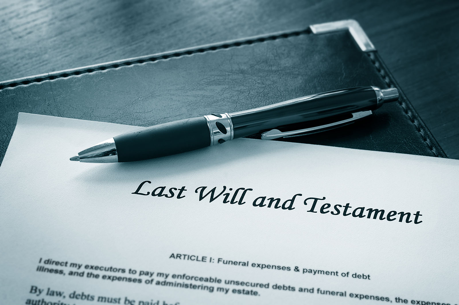Last Will and Testament Attorney Frankston Victoria Australia